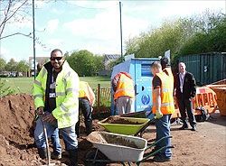 The Big Spring Clean 2012