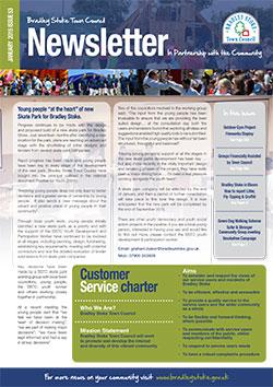Bradley Stoke Town Council - January Newsletter