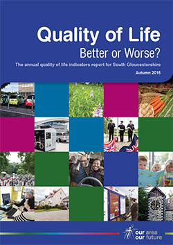 Quality of Life Report - Autumn 2015