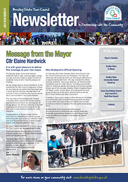 Bradley Stoke Town Council - July Newsletter