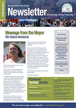 Bradley Stoke Town Council - October Newsletter