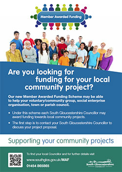 Are you looking for funding for your local community project?