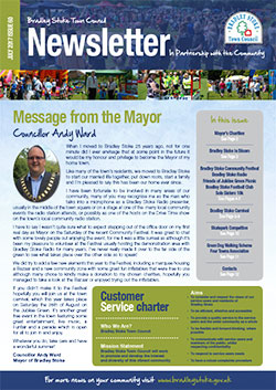 Bradley Stoke Town Council - July Newsletter