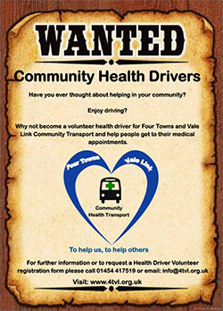 WANTED: Community Health Drivers