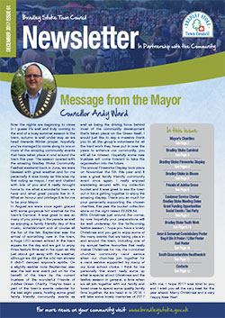 Bradley Stoke Town Council - December Newsletter