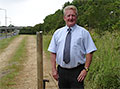 Bradley Stoke Mayor Takes Action to Prevent the Return of Travellers to Bradley Stoke Way