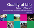 Quality of Life Report - Summer 2014