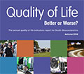 Quality of Life Report - Autumn 2016