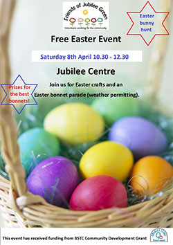 Free Easter Event
