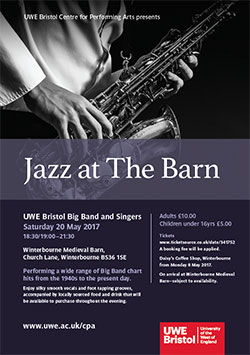 Jazz at The Barn