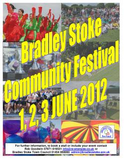 Bradley Stoke Community Festival 2012