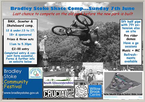Bradley Stoke Skate Comp
