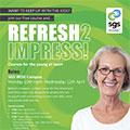 Refresh 2 Impress - Courses for the young at heart